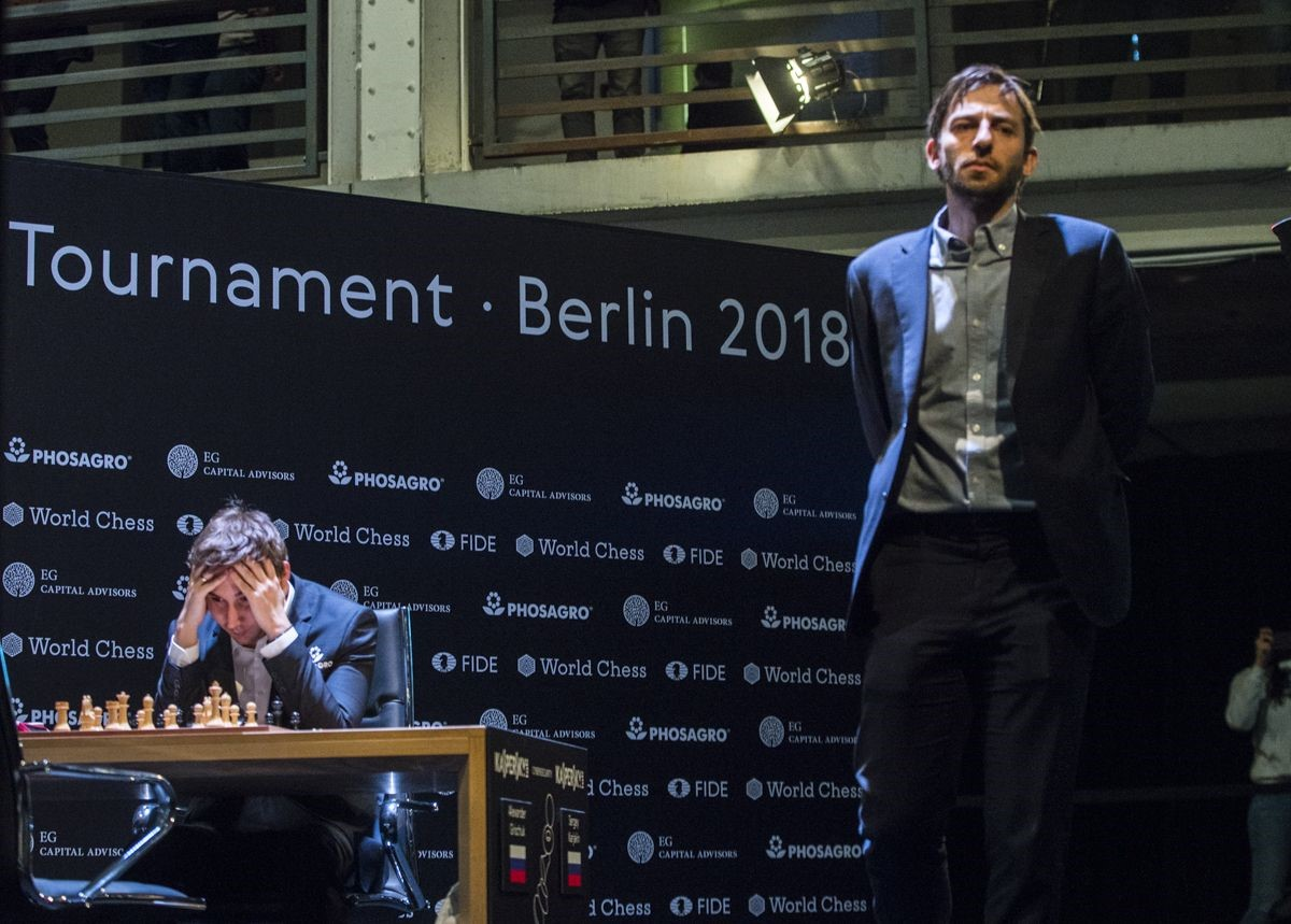 FIDE Berlin Candidates Tournament 2018 – Vòng 10
